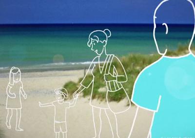 Christophe – La découverte de la mer