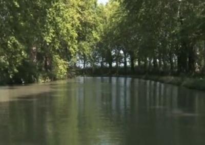 Un été sur le Canal du Midi