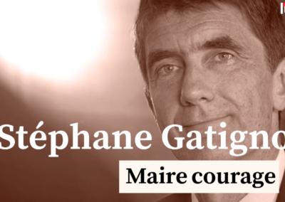 Les Figures de l'Express : Stéphane Gatignon