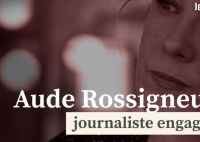 Les Figures de l'Express : Aude Rossigneux