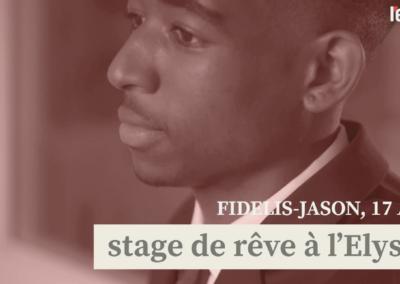 Les Figures de L'Express : Fidelis Jason