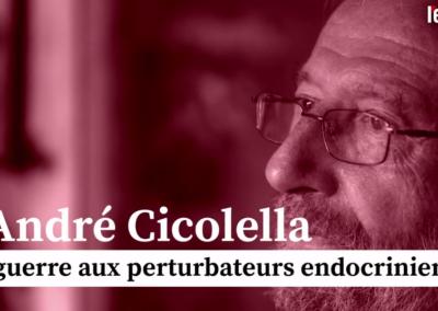 Les Figures de l'Express : André Cicolella