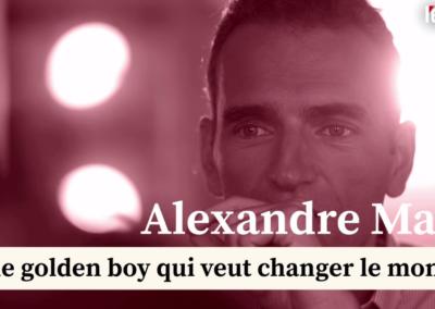 Les Figures de l'Express : Alexandre Mars
