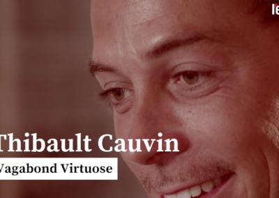 Les Figures de l'Express : Thibault Cauvin