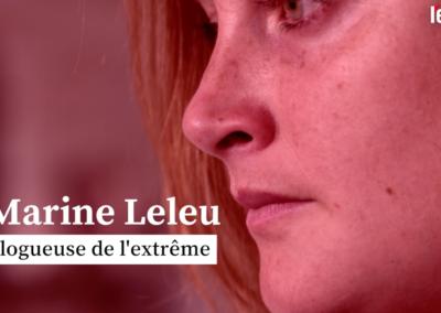 Les Figures de l'Express : Marine Leleu
