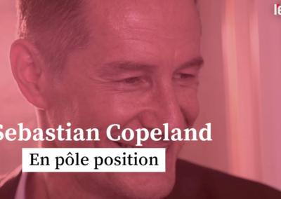 Les Figures de l'Express : Sebastian Copeland