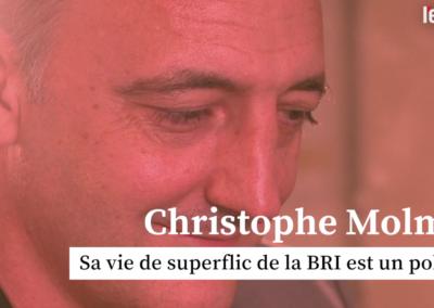 Les Figures de l'Express : Christophe Molmy