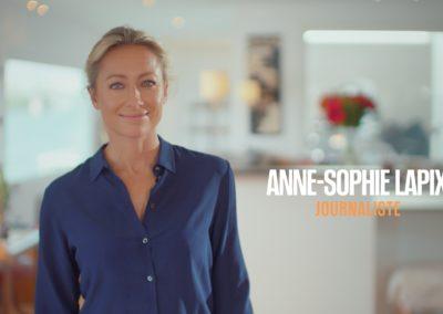 VPF : Anne-Sophie Lapix