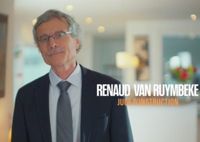 VPF : Renaud Van Ruymbeke
