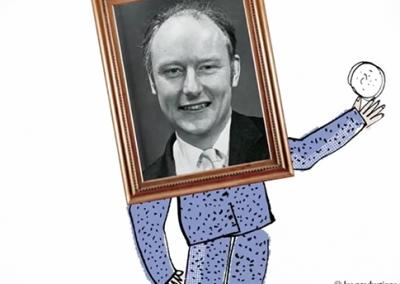 L'ADN de Francis Crick et James Watson