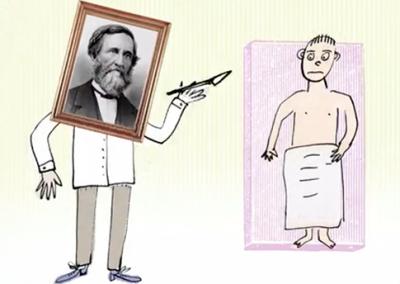 Crawford Long et l'anesthésie