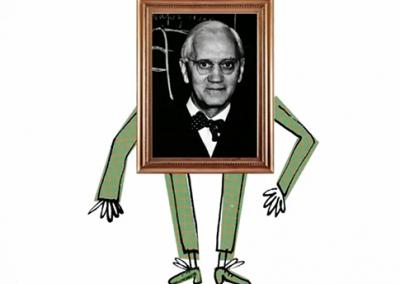 Alexander Fleming et la pénicilline