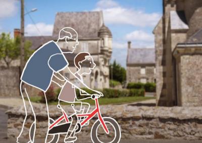 Pierrick – Le vélo
