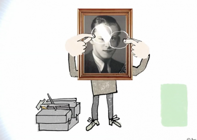 Otto Wichterle et les lentilles de contact