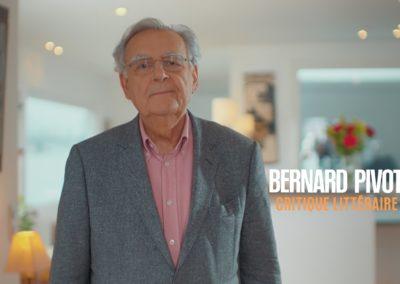 VPF : Bernard Pivot