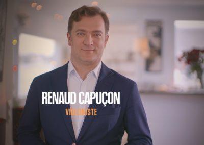 RENAUD CAPUCON