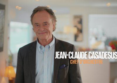 JEAN-CLAUDE CASADESUS