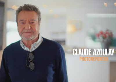 CLAUDE AZOULAY