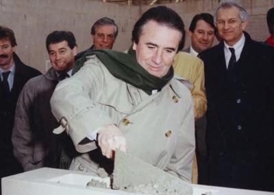 Jean-Pierre Soisson, ma 5ème République.