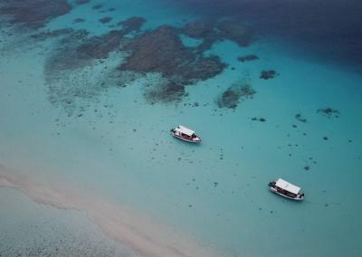 Le lagon de Mayotte, une autre idée du tourisme