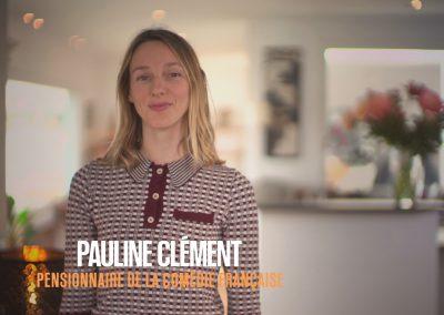 PAULINE CLEMENT